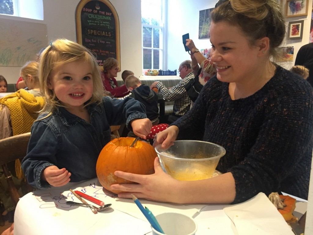 Boo! Pumpkin Fun at Bridport Arts Centre