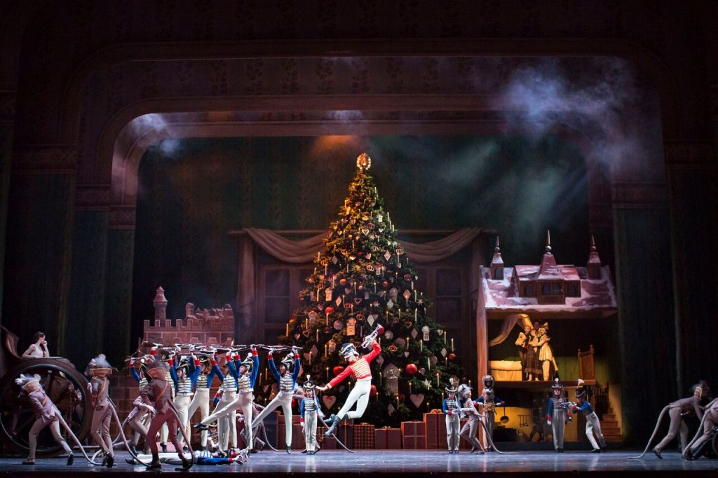 THE ROYAL BALLET'S THE NUTCRACKER RETURNS