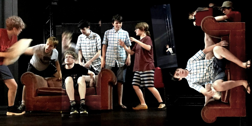 BACStage Youth Theatre - One of the most important programmes we run