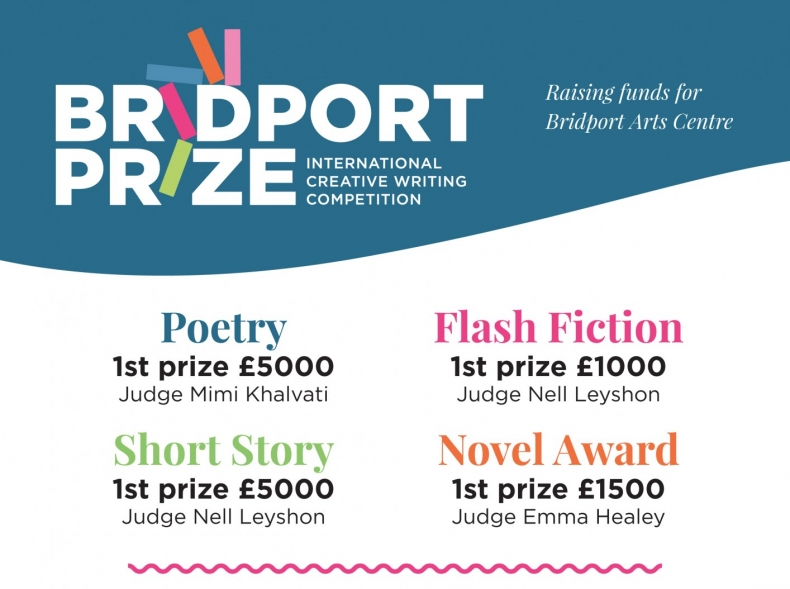 Bridport Prize - Why not enter?!