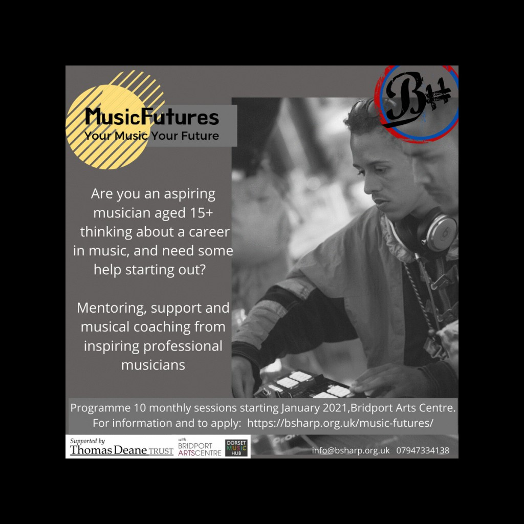MusicFutures. Your Music: Your Future