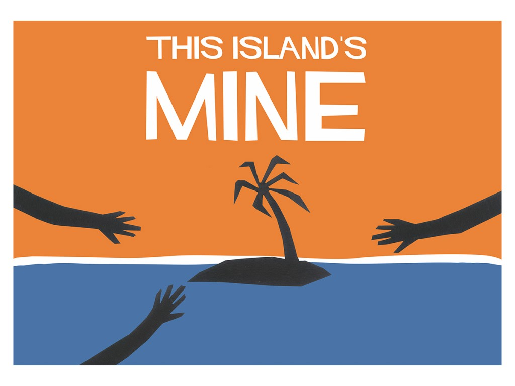 Roustabout Theatre, This Island's Mine £10, £8 Students/concs